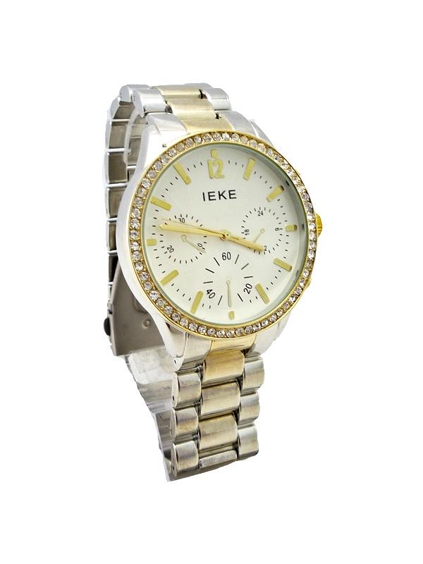 Dámské hodinky IEKE white gold 125D