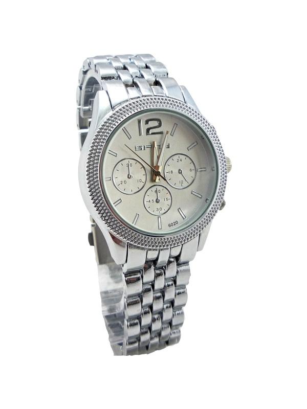 Dámské stříbrné hodinky SFNY Silver Time 165D