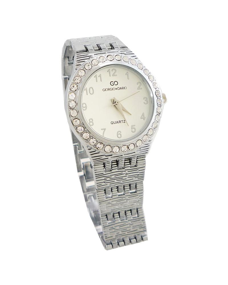 Dámské hodinky Giorgio Dario Gatte stříbrné 540ZD