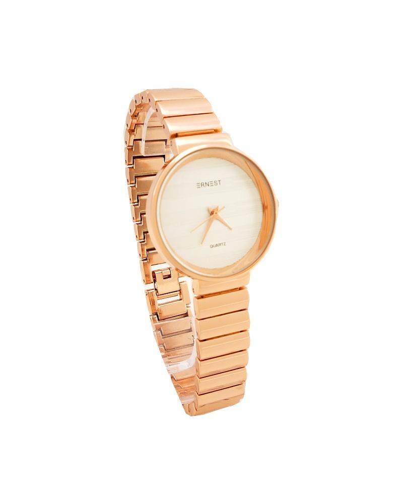 f0f831bbff0 Dámské hodinky Ernest Fanny bronzové 645D