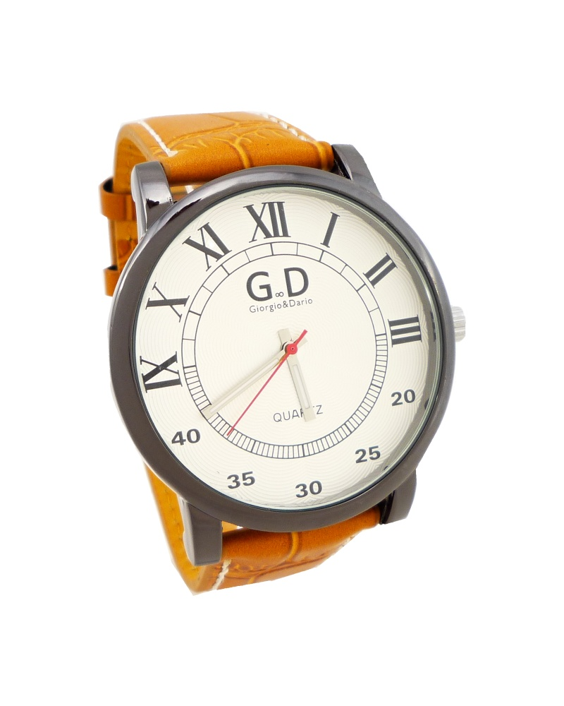 Pánské hodinky G.D Stily hnědé 199ZP 2fa5e78f5b