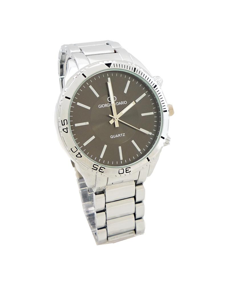 4570a47efa3 Pánské hodinky Giorgio Dario Extra stříbrné 307ZP