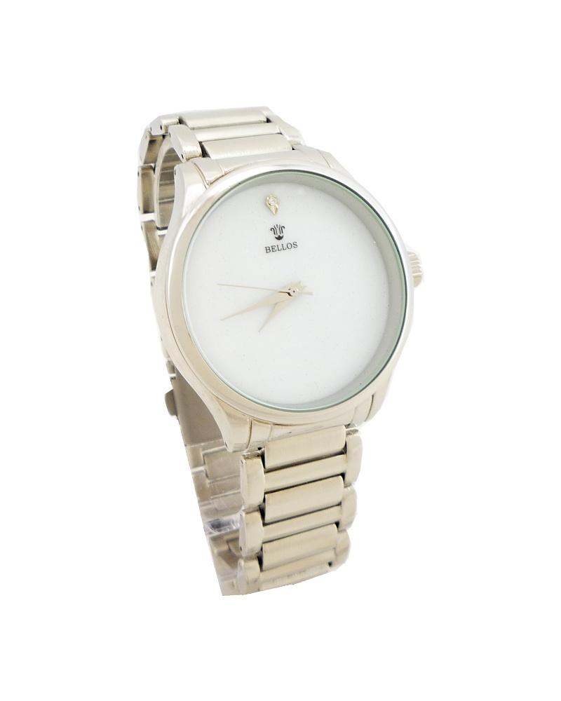 Dámské hodinky Bellos Interest stříbrné 544ZD