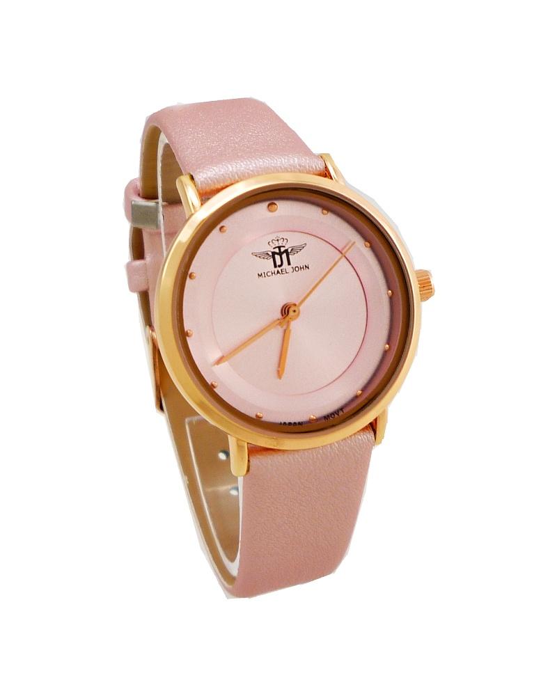 Dámské hodinky John Molly růžové 764D 3452f34a59