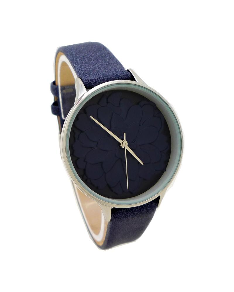 Dámské hodinky Ernest modré 609D