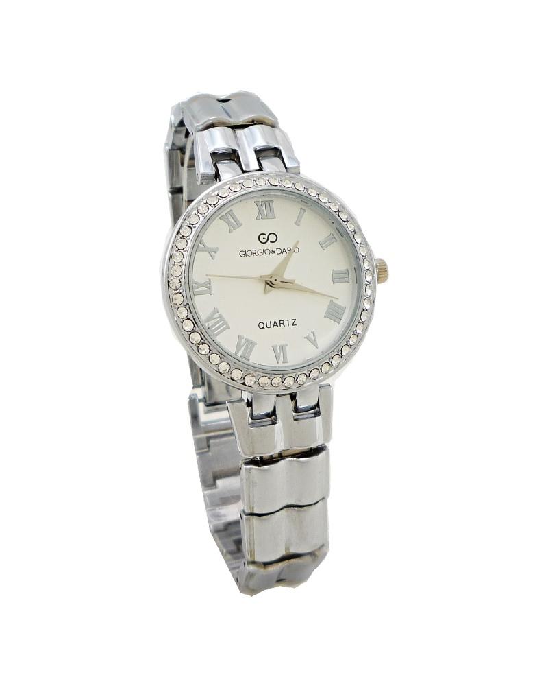 Dámské hodinky Giorgio Dario Bland stříbrné 567ZD