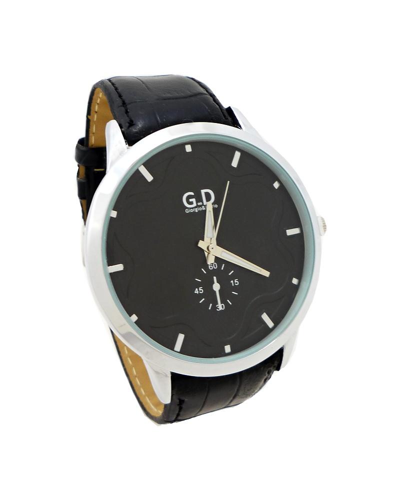 Dámské hodinky G.D Shape černo-stříbrné 816ZD a827e6c6e9