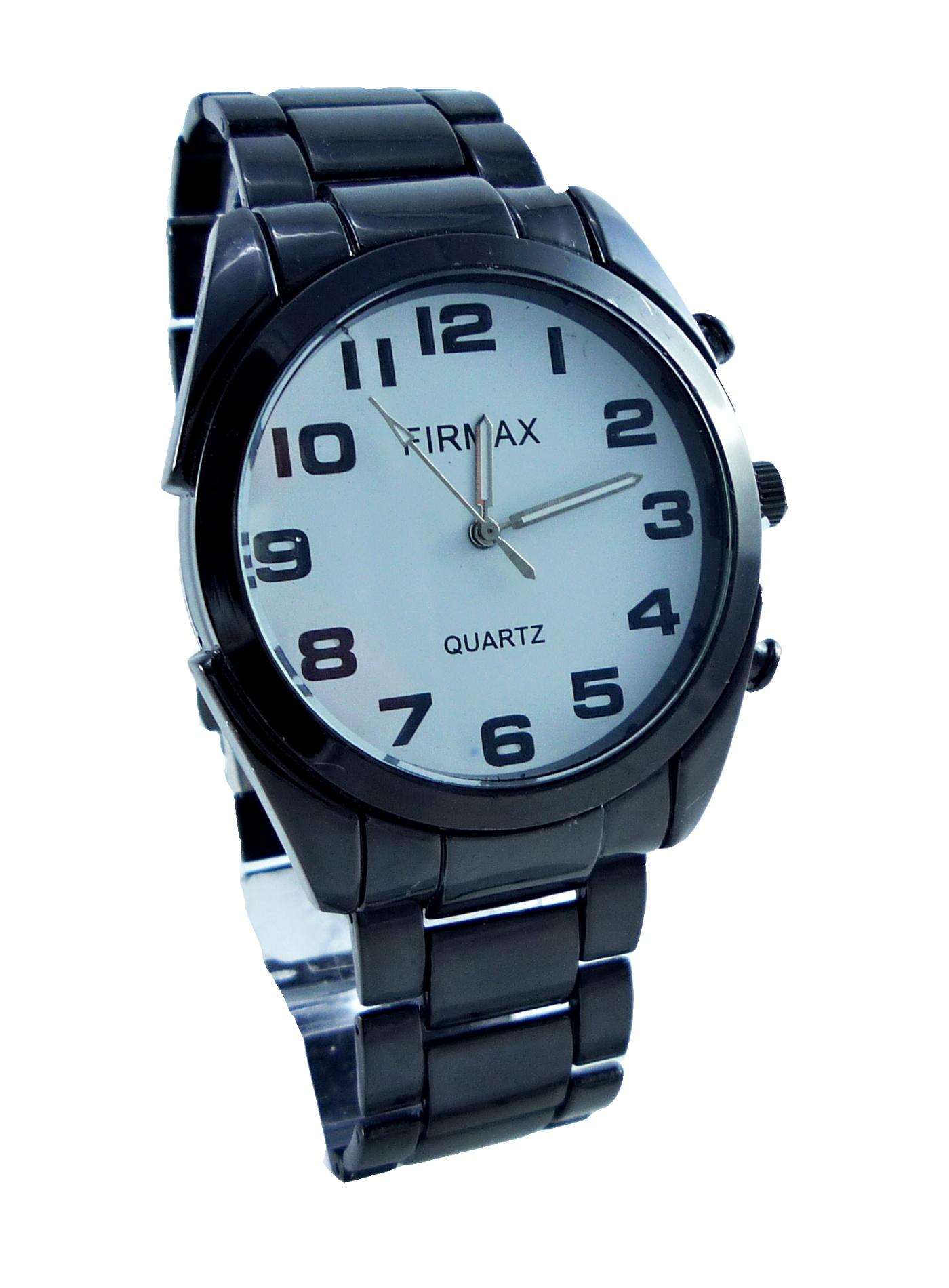 Pánské hodinky FIRMAX Quartz white 015P