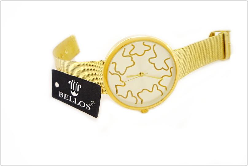 d8f1efb26f5 Dámské hodinky G.D Graffic zlaté 104D