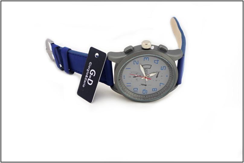 Pánské hodinky GD Sport modré 020P  0ca67d39e9