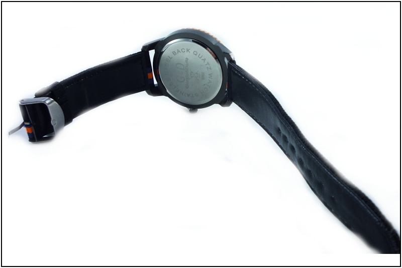 Pánské sportovní hodinky G.D Sport oranžové 074P  2e75458724