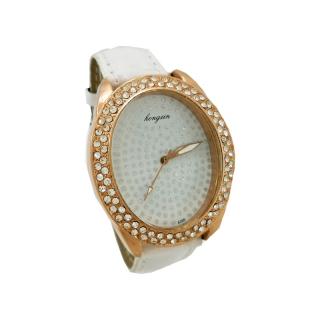 Dámské hodinky G.D Hong bílé 944XD 76db5a0c94