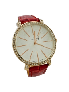 Dámské hodinky G.D Goey červené 947XD 4cc9174493