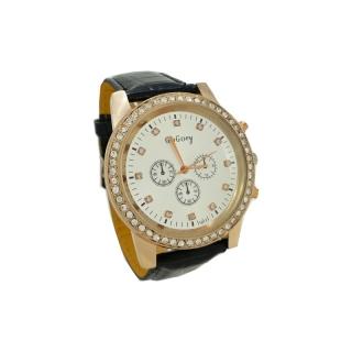 Dámské hodinky G.D Gogey černé 950XD 2dd9497b36