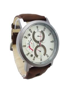 Pánské hodinky G.D Simply hnědé 106P abad233466