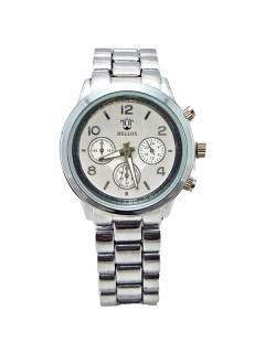 c3e7a7112f7 Dámské stříbrné hodinky Bellos 166D